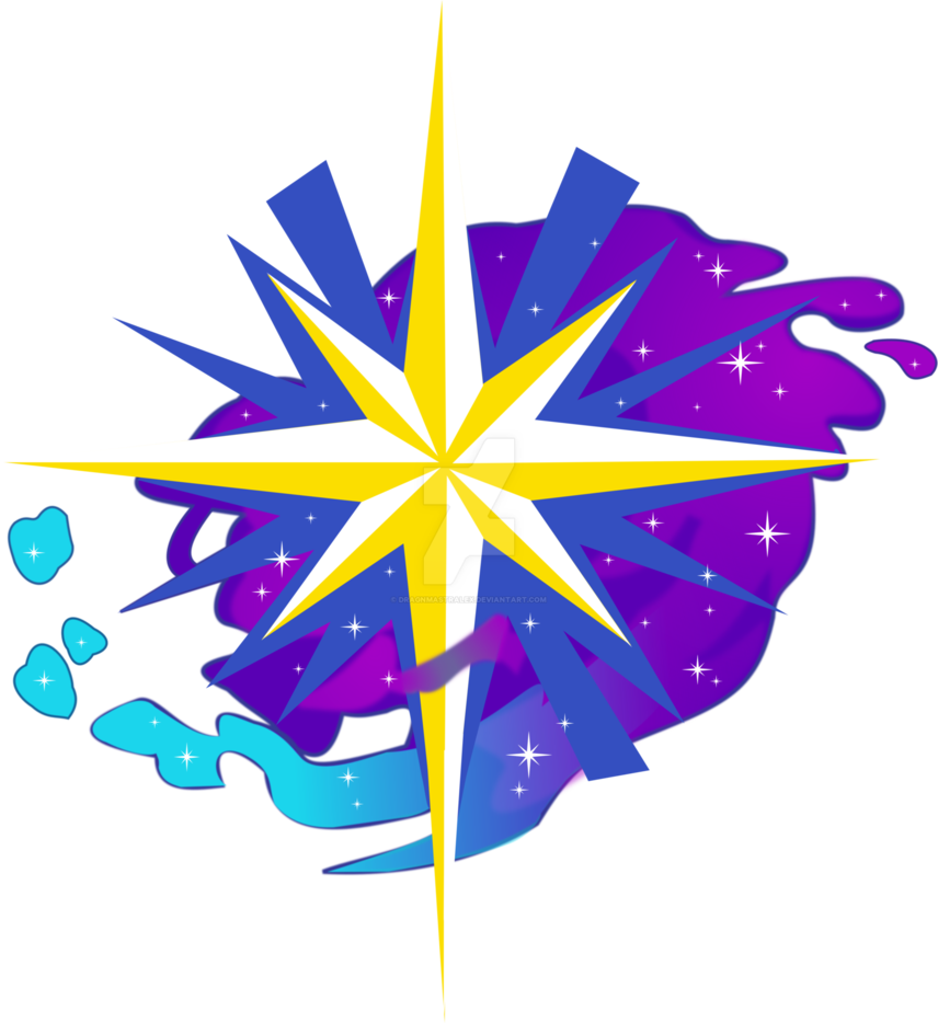 Galaxy clipart stary night. Starry cutie mark by