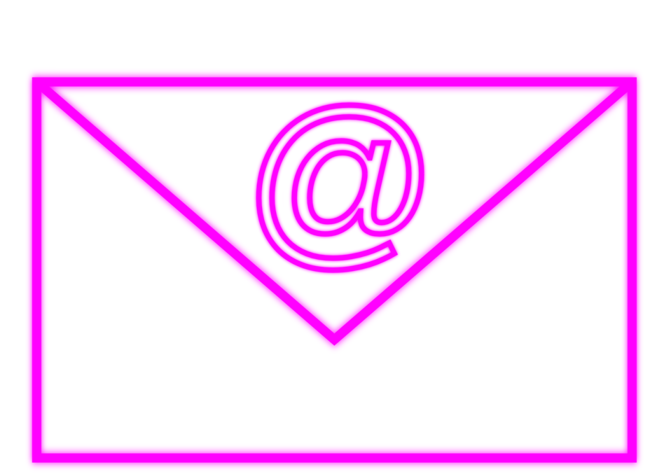 Email clipart email address. Public domain clip art