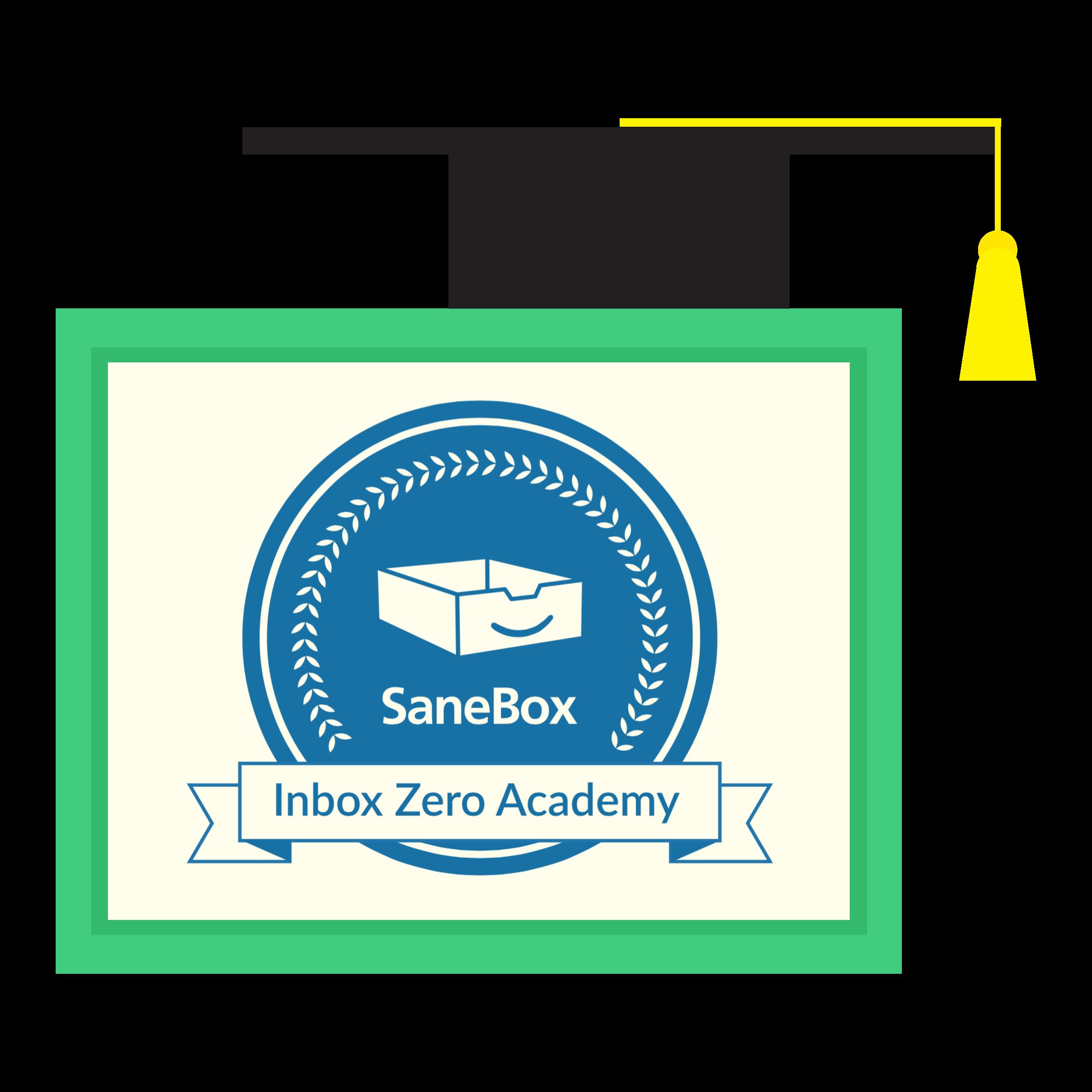 Mail clipart email etiquette.  sanebox inbox zero