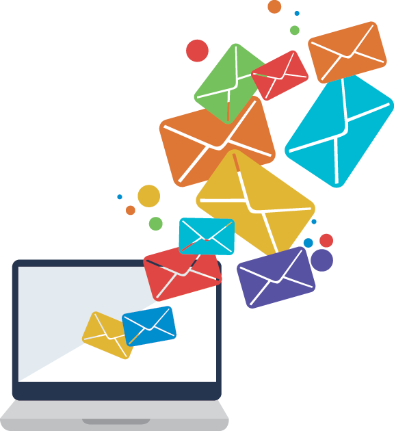 Using strategy for profit. Email clipart email marketing
