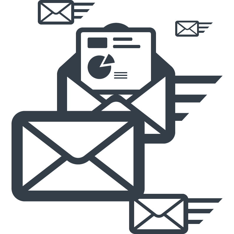 Campaign management doxim. Email clipart email marketing