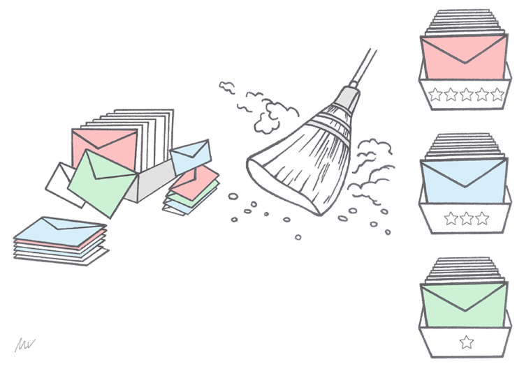 Mail productivity tips iii. Email clipart email outlook
