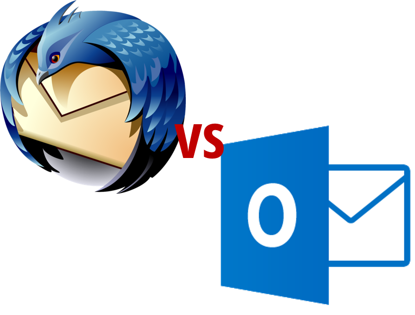 Is thunderbird better than. Email clipart email outlook