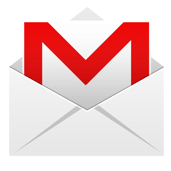 Gmail logo PNG images free download