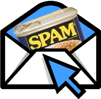 Training google or gmail. Email clipart junk mail