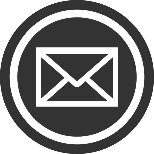Mailbox clipart green. Mail icon clip art