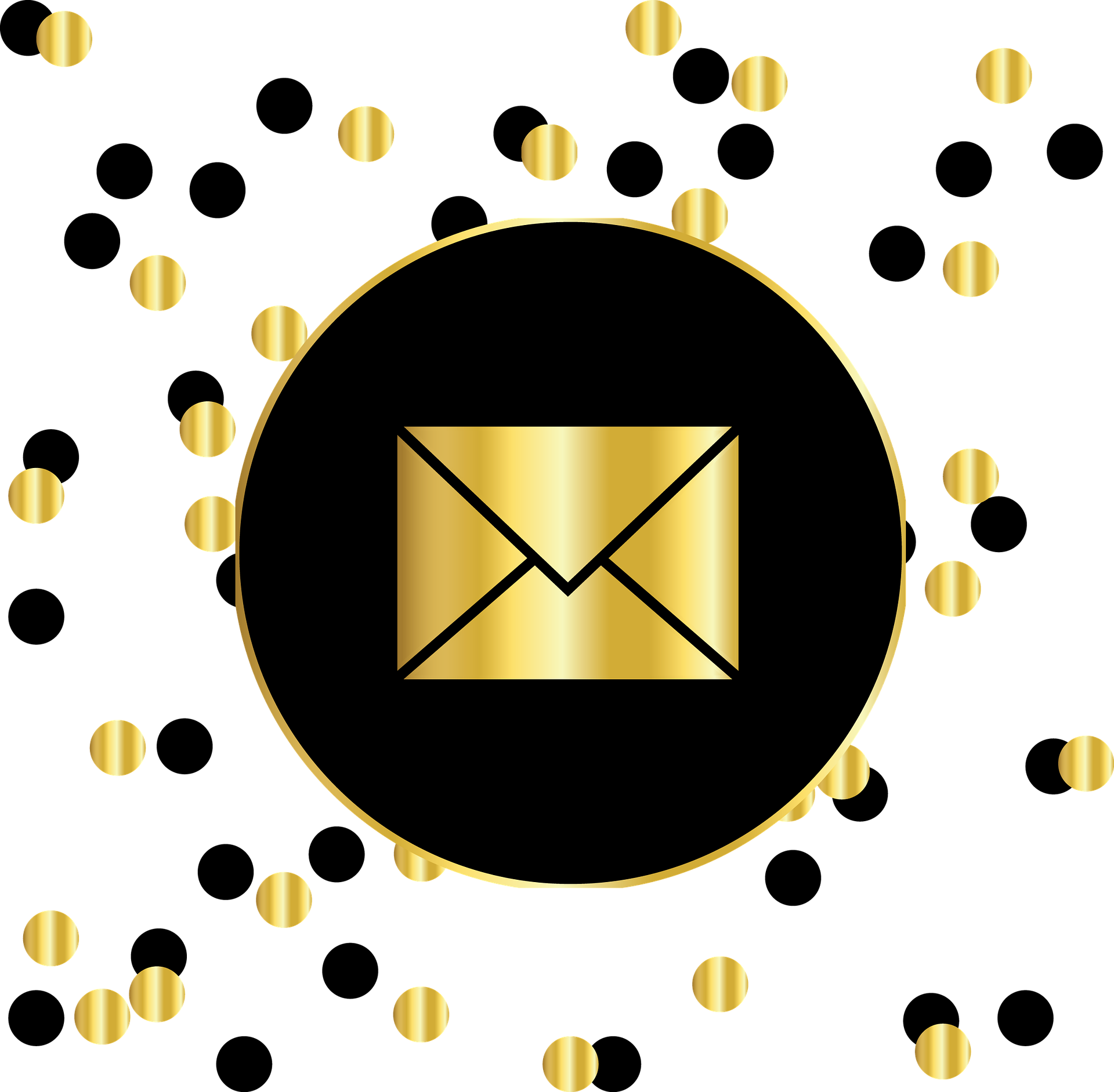 Email clipart means communication. Marketing is essential to