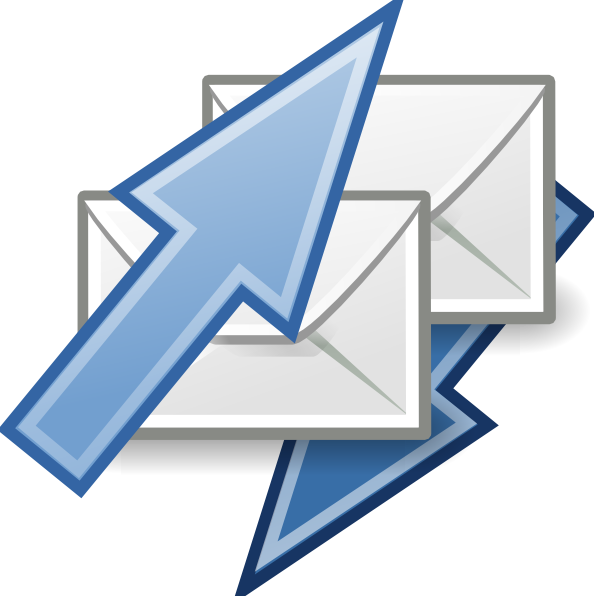 email clipart message