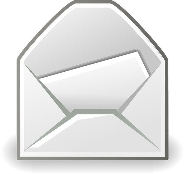 How to create email. Mailbox clipart youve got mail