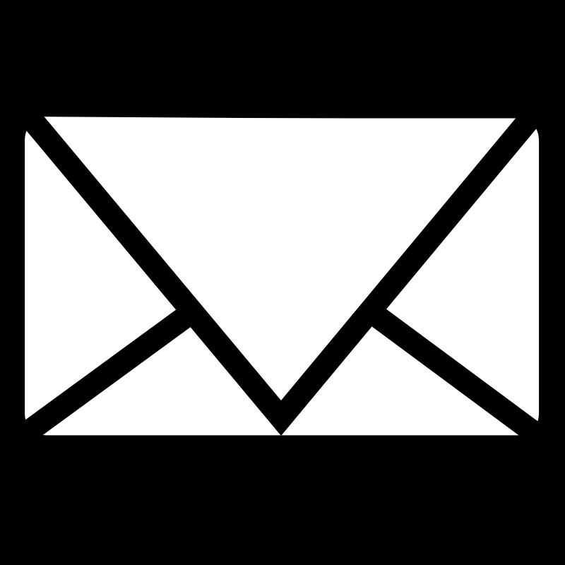 envelope clipart message box