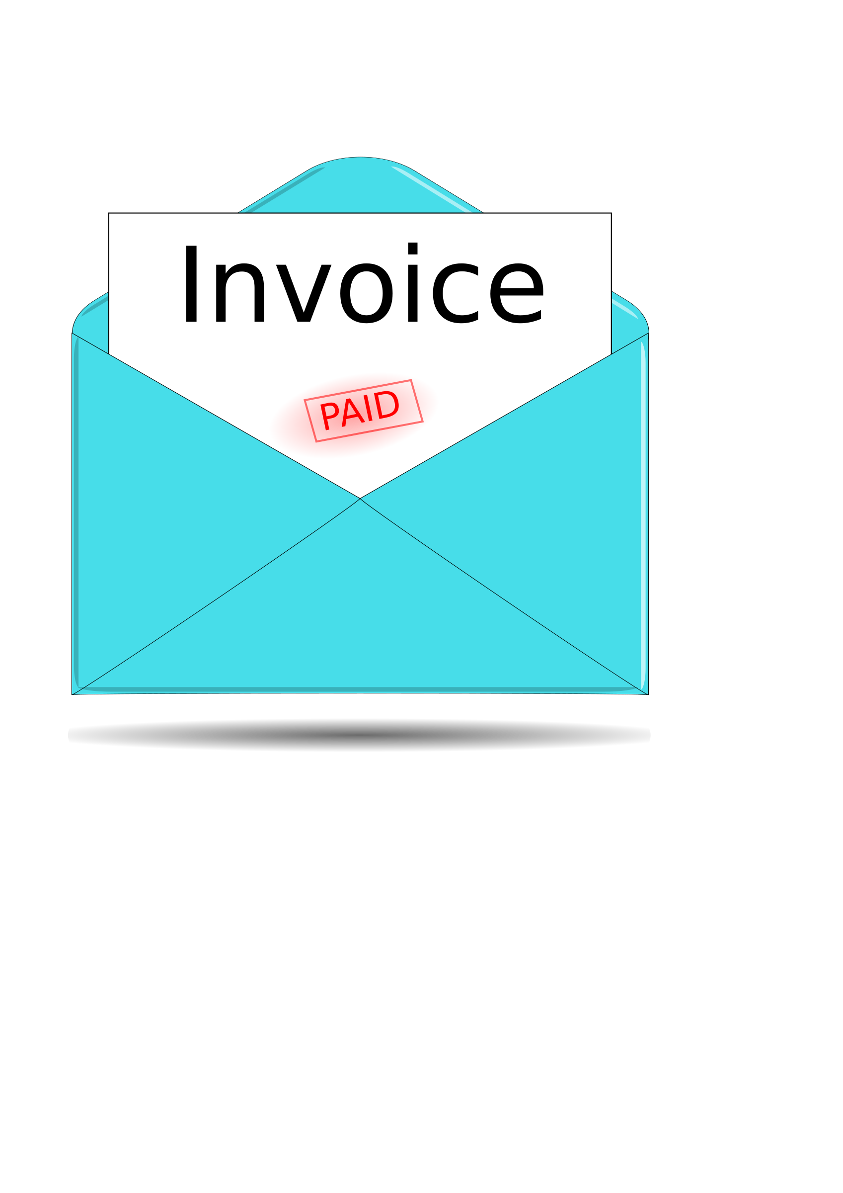 Email clipart money envelope. Invoice big image png