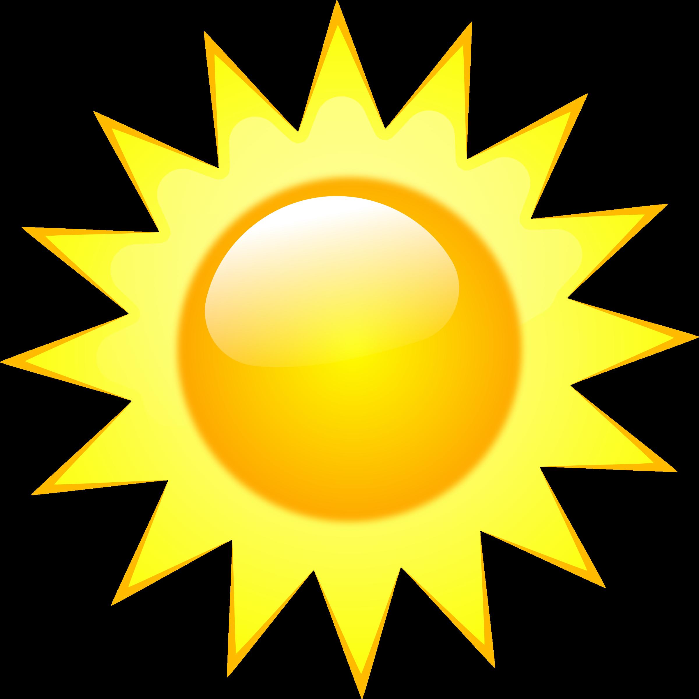 Weather symbols big image. Email clipart overload