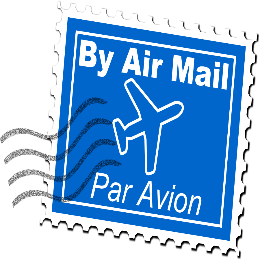 Cliparts overnight. Mail clipart airmail envelope