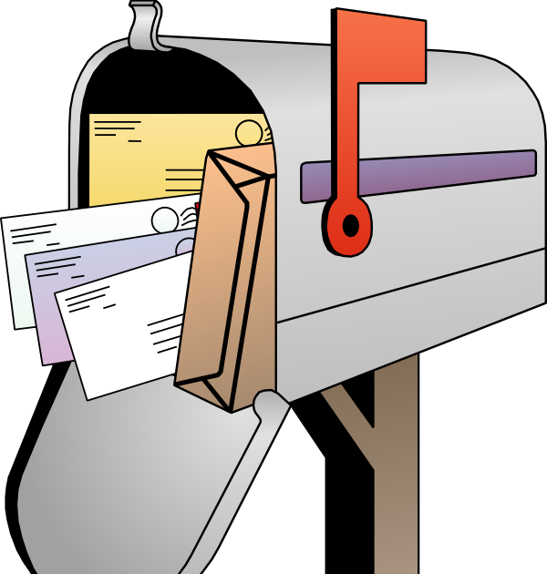 letters how to. Mail clipart letter writing
