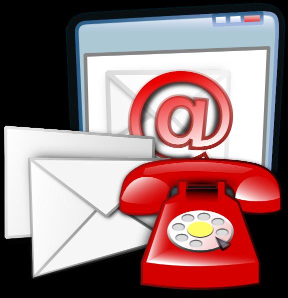 Email clipart teacher contact. Maintenance home us