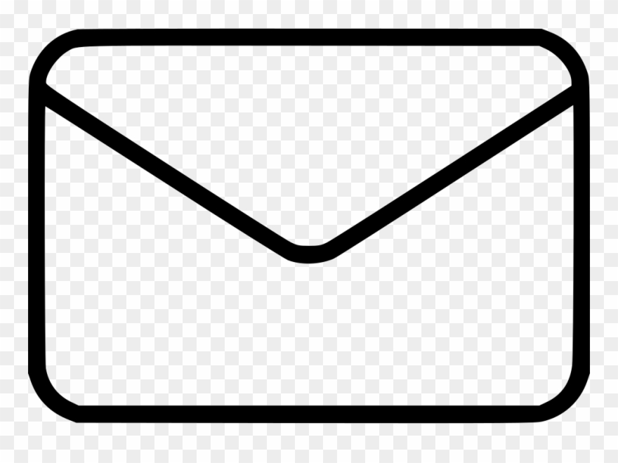 Envelope letter mail message. Email clipart vector