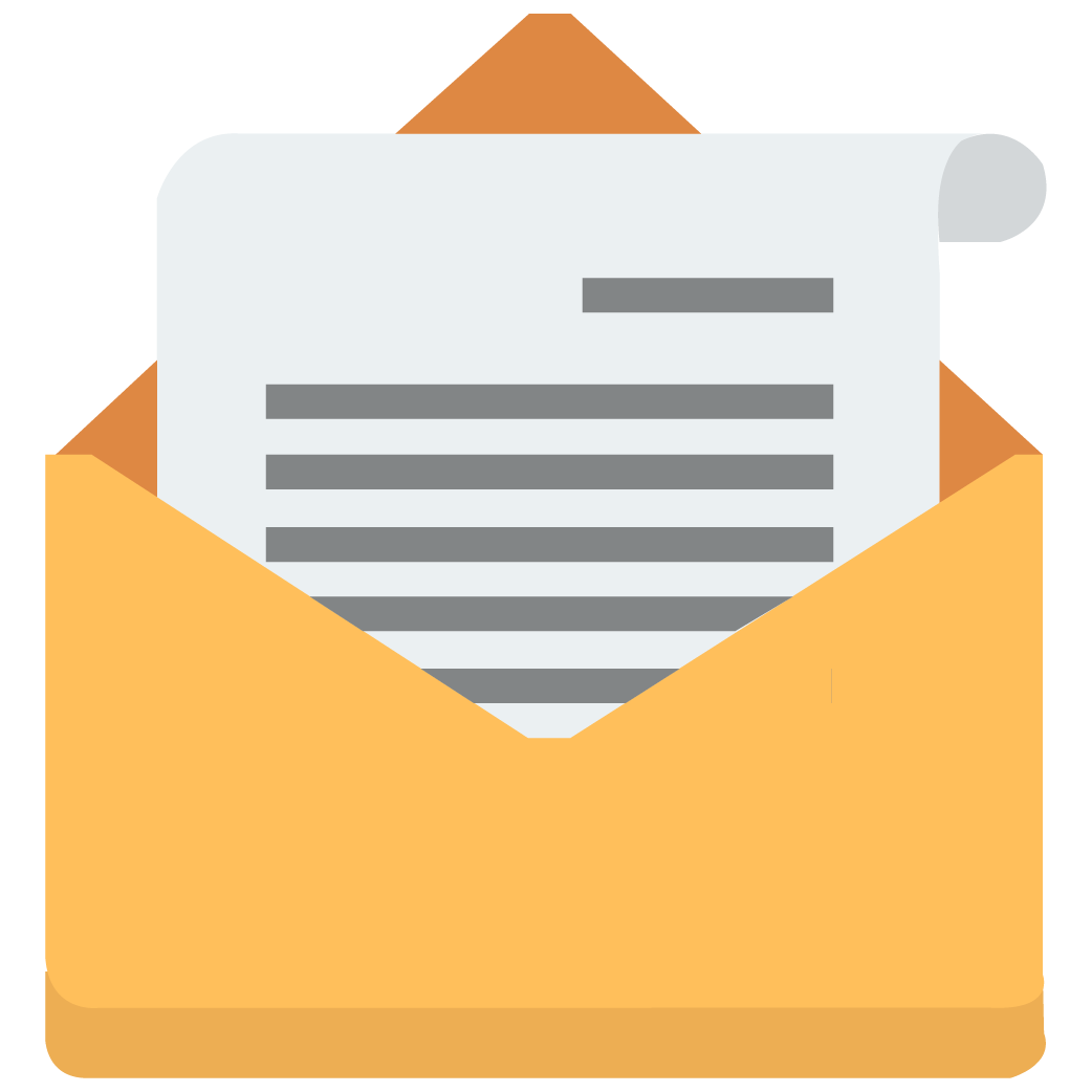 Email clipart yellow envelope. Sent emails feature improvement