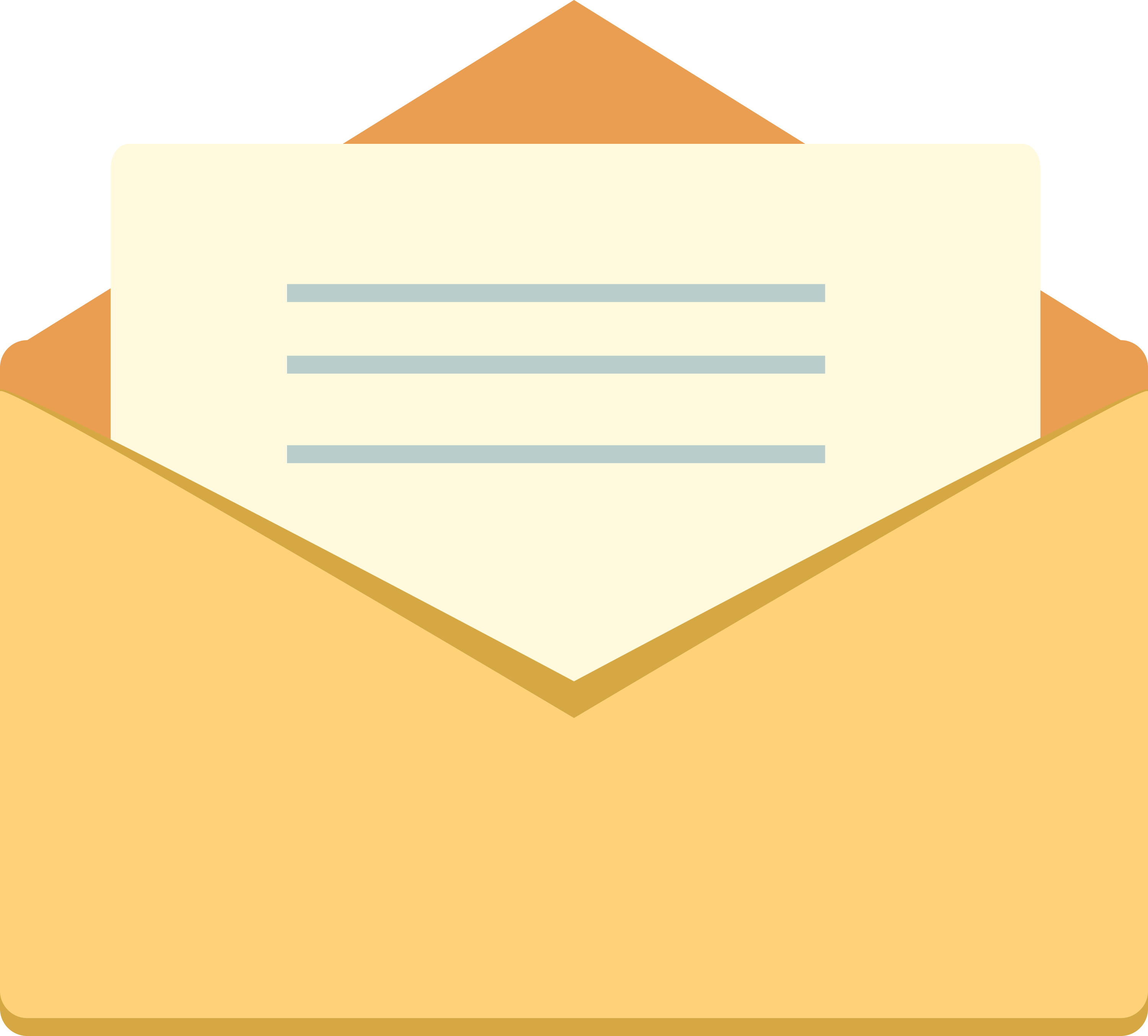 Home improving results through. Email clipart yellow envelope