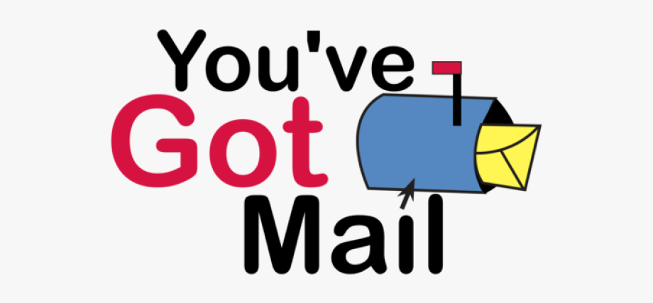 Mailbox youve got you. Mail clipart received