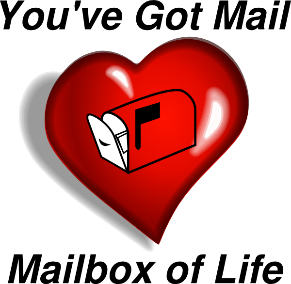 Of life you ve. Mailbox clipart love