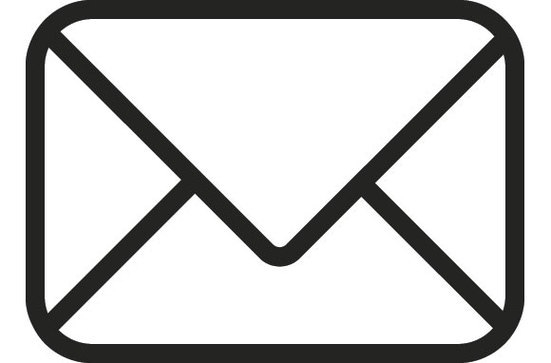 Email clipart. Letters