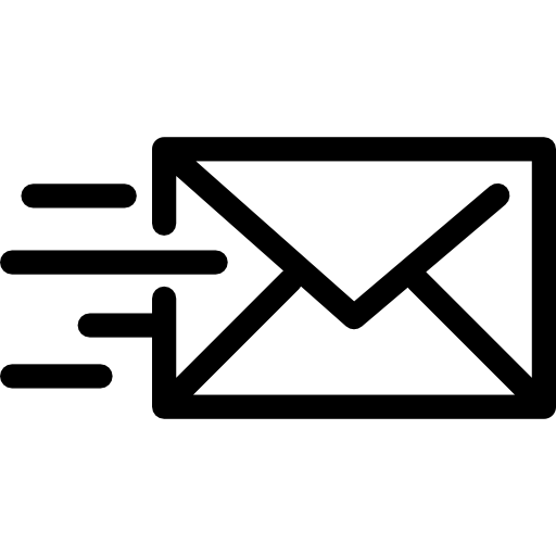 Email icon png. Mail send free interface