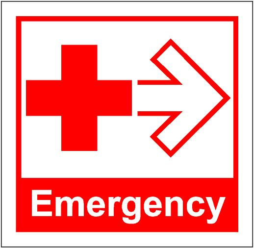 Emergency clipart.  collection of for