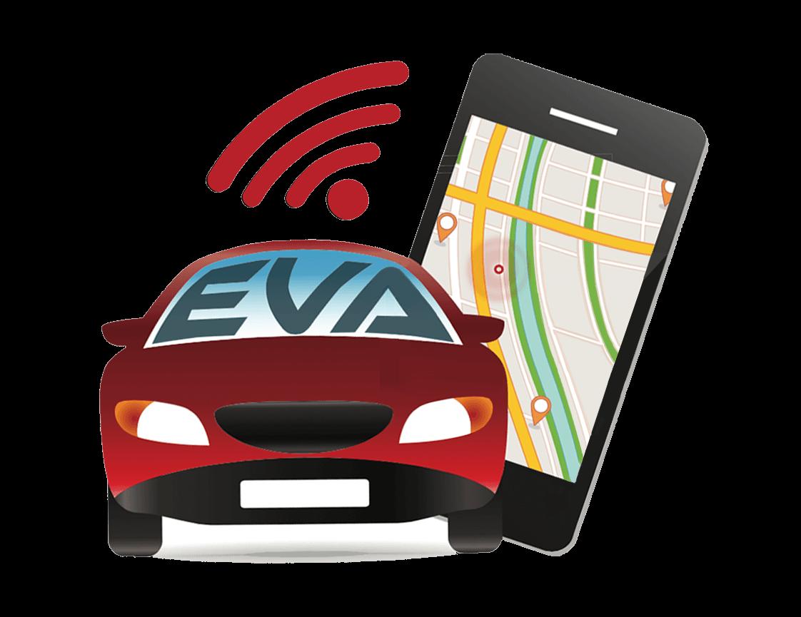 Eva app . Firetruck clipart siren