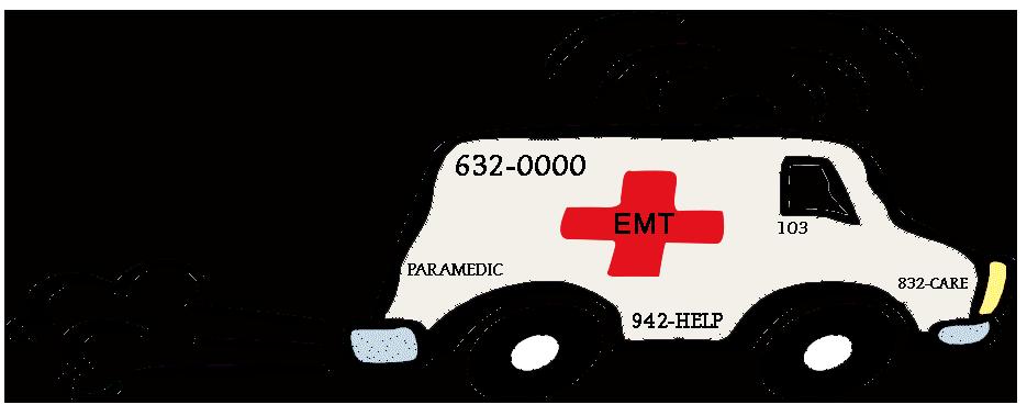 Emt welcome to ambulancein. Emergency clipart ambulance driver
