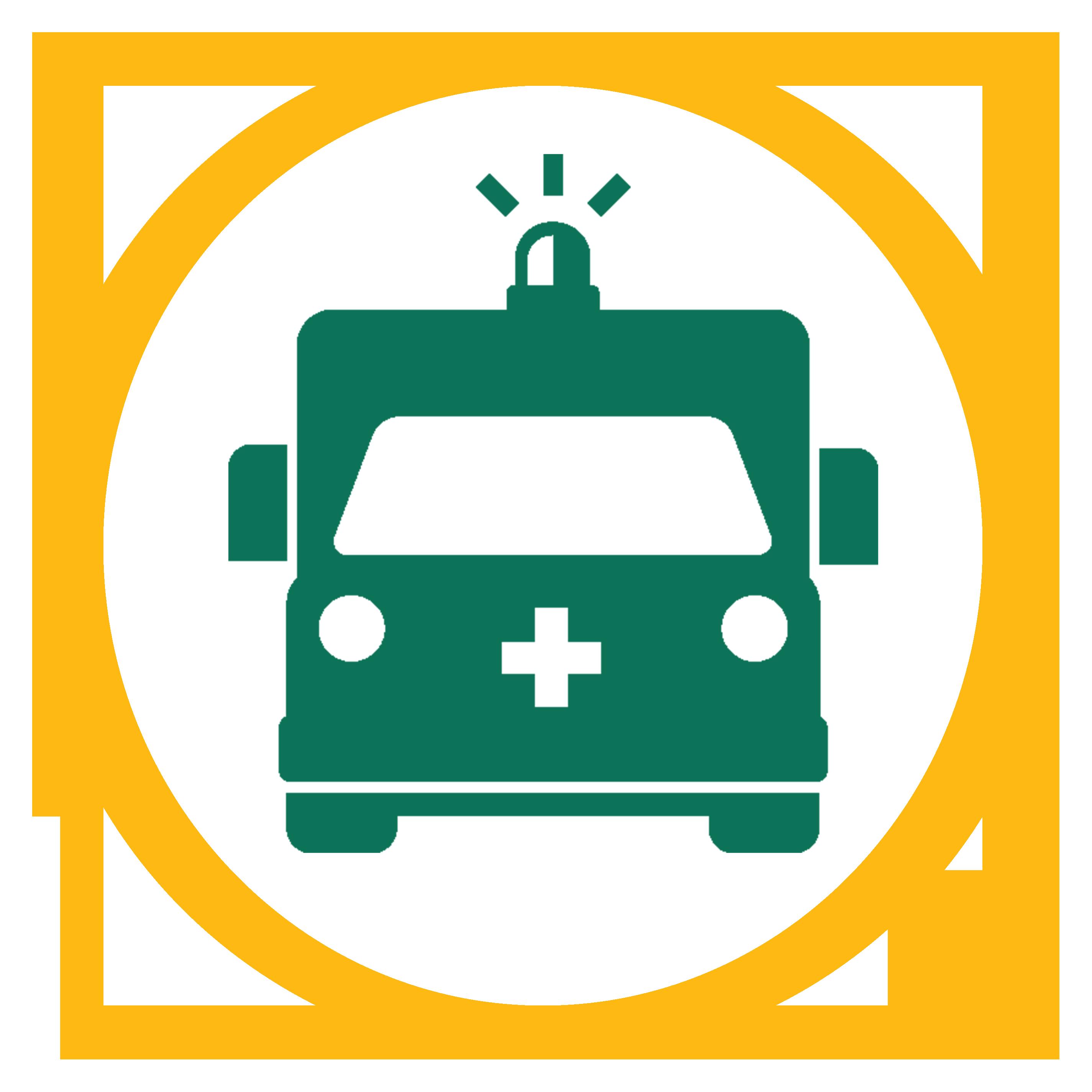 Emergency clipart community vehicle. Ambulances ems world