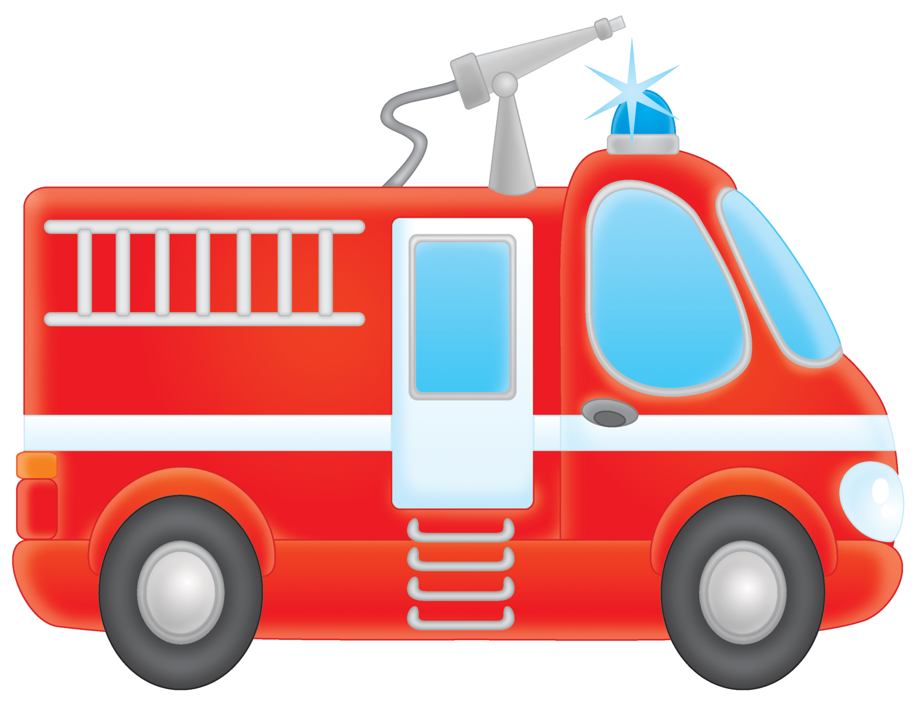 Firefighter clipart fire engine. Emergency community vehicle free