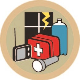Emergency clipart disaster readiness. Know plan prepare sept