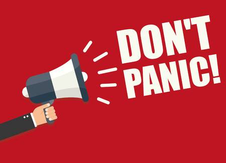 Free download clip art. Emergency clipart dont panic