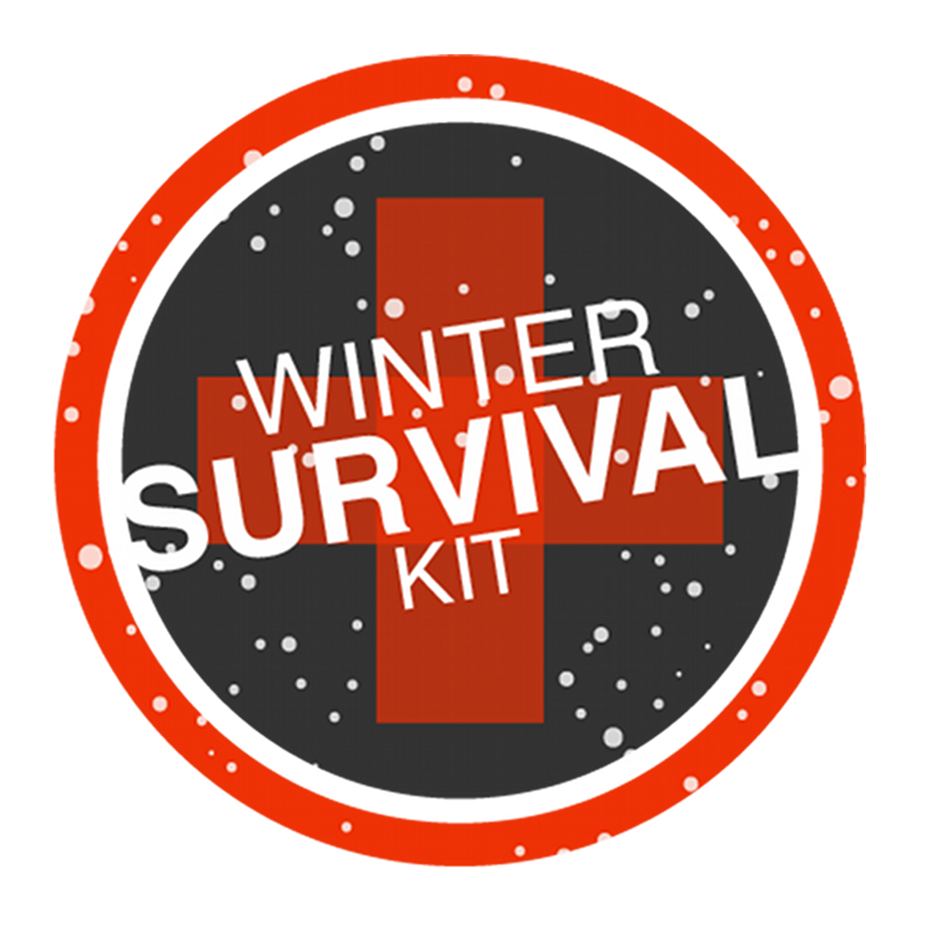 Winter for you your. Worry clipart survival kit