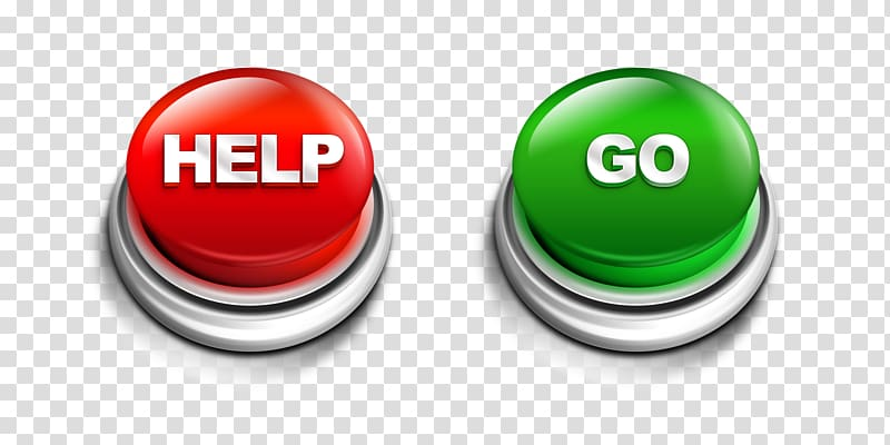 Icon transparent background png. Emergency clipart emergency button