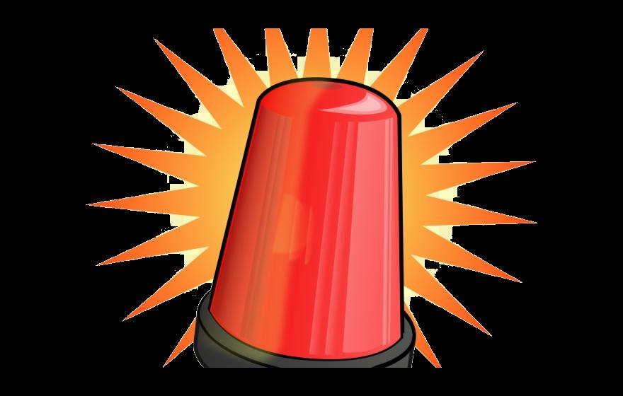 Emergency clipart emergency help. Siren alarm clip art