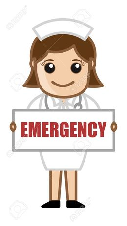 Download cartoon . Emergency clipart emergency nurse