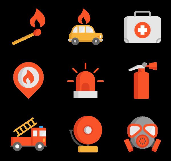 firefighting icon packs. Emergency clipart emergency phone