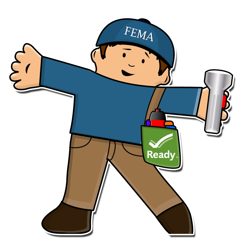 Emergency clipart emergency plan. Flat stanley fema gov