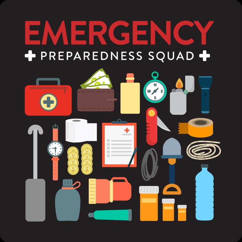 Planet protector academy . Emergency clipart emergency preparedness