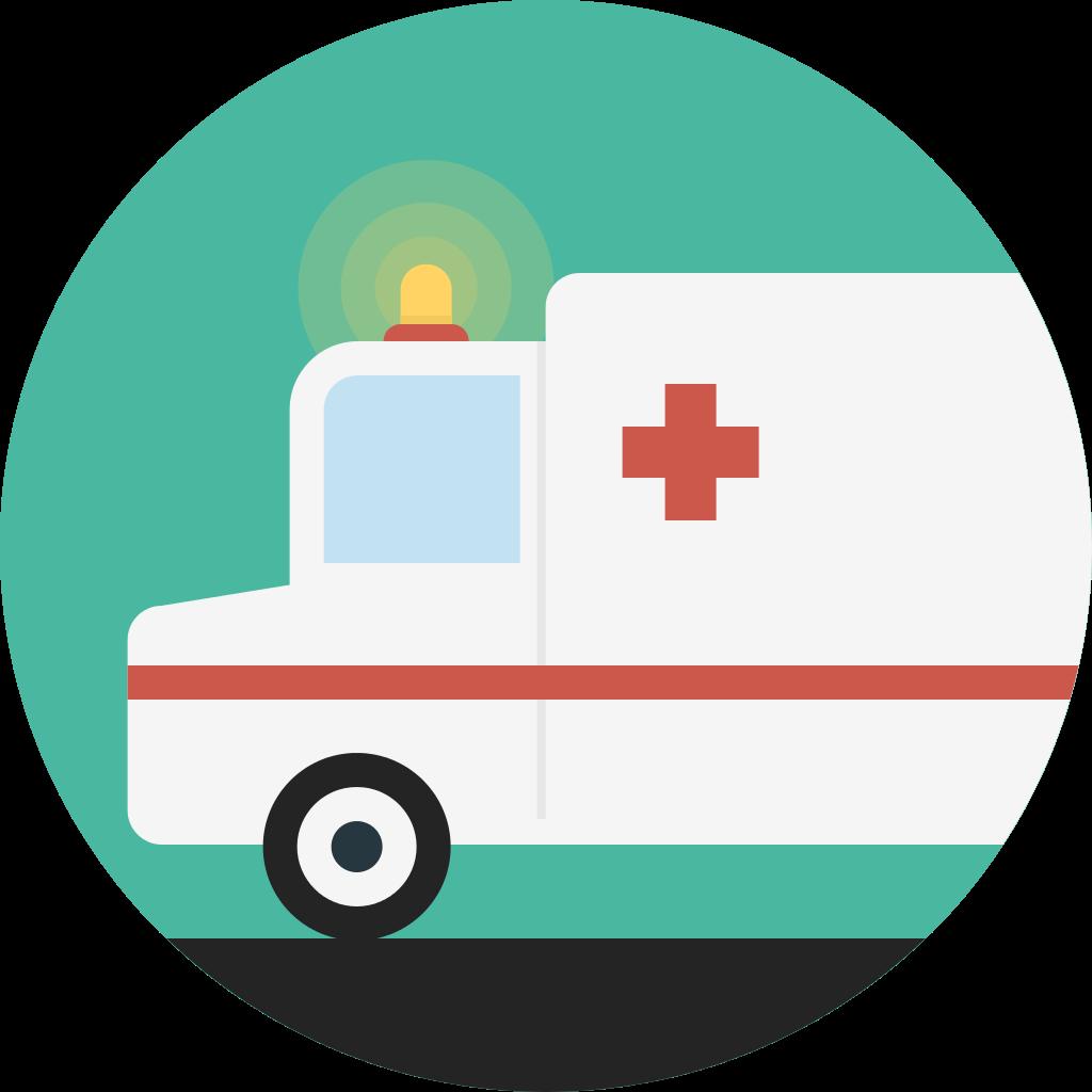 Emergency clipart emergency vehicle. File creative tail ambulance