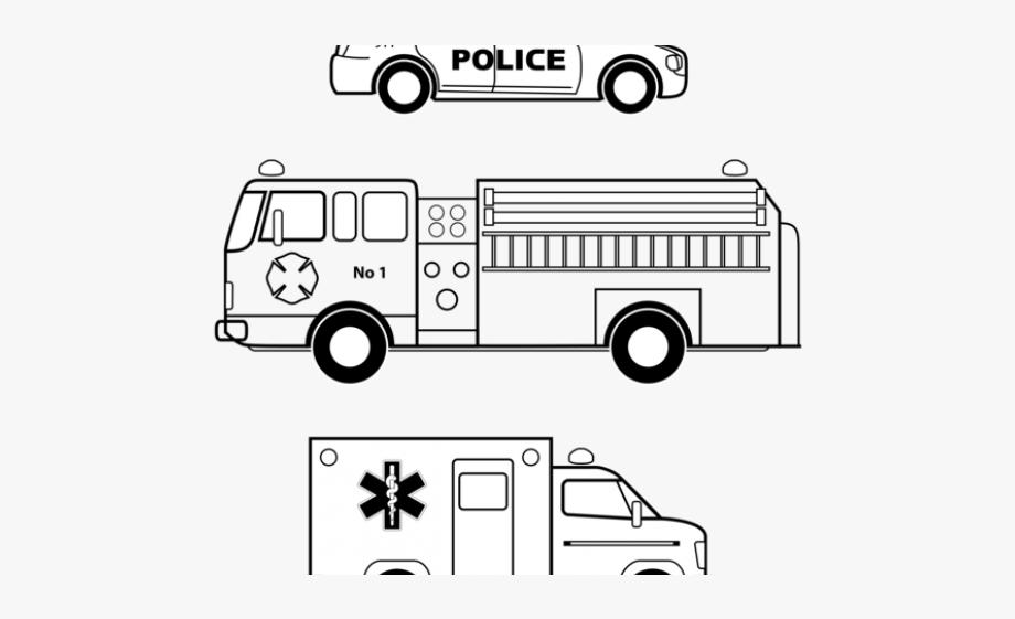 Transportation . Emergency clipart emergency vehicle