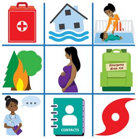 Reproductive health in and. Emergency clipart flood preparedness