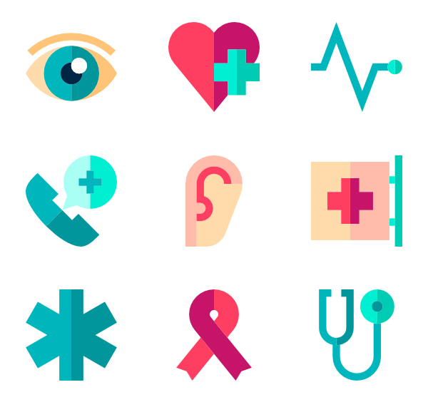 icon packs vector. Emergency clipart health kit