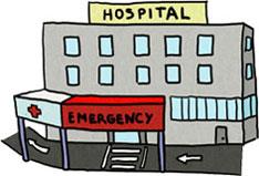 Emergency clipart hospital emergency. Panda free images
