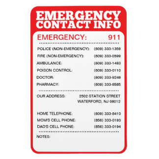 Numbers clip art library. Emergency clipart important phone number