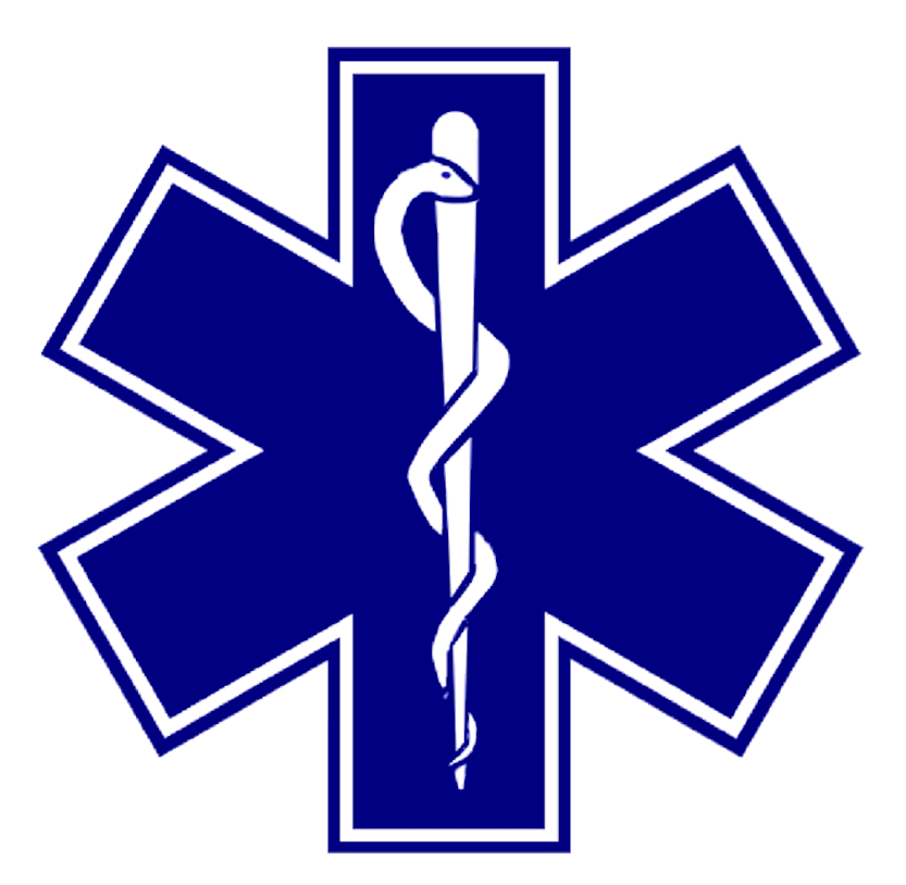 Heartbeat clipart emt. Paramedic silhouette at getdrawings