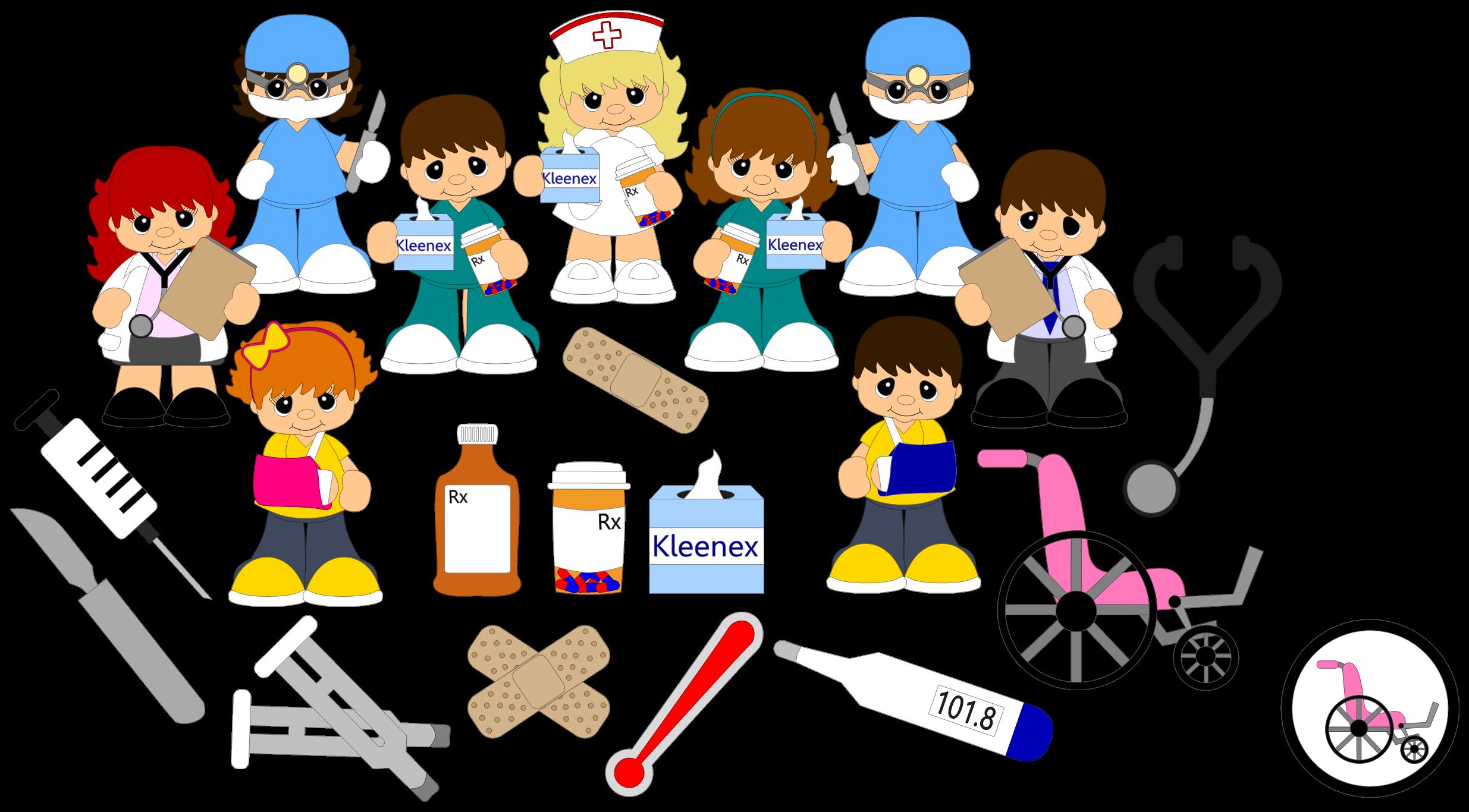 Team. Emergency clipart medical logo