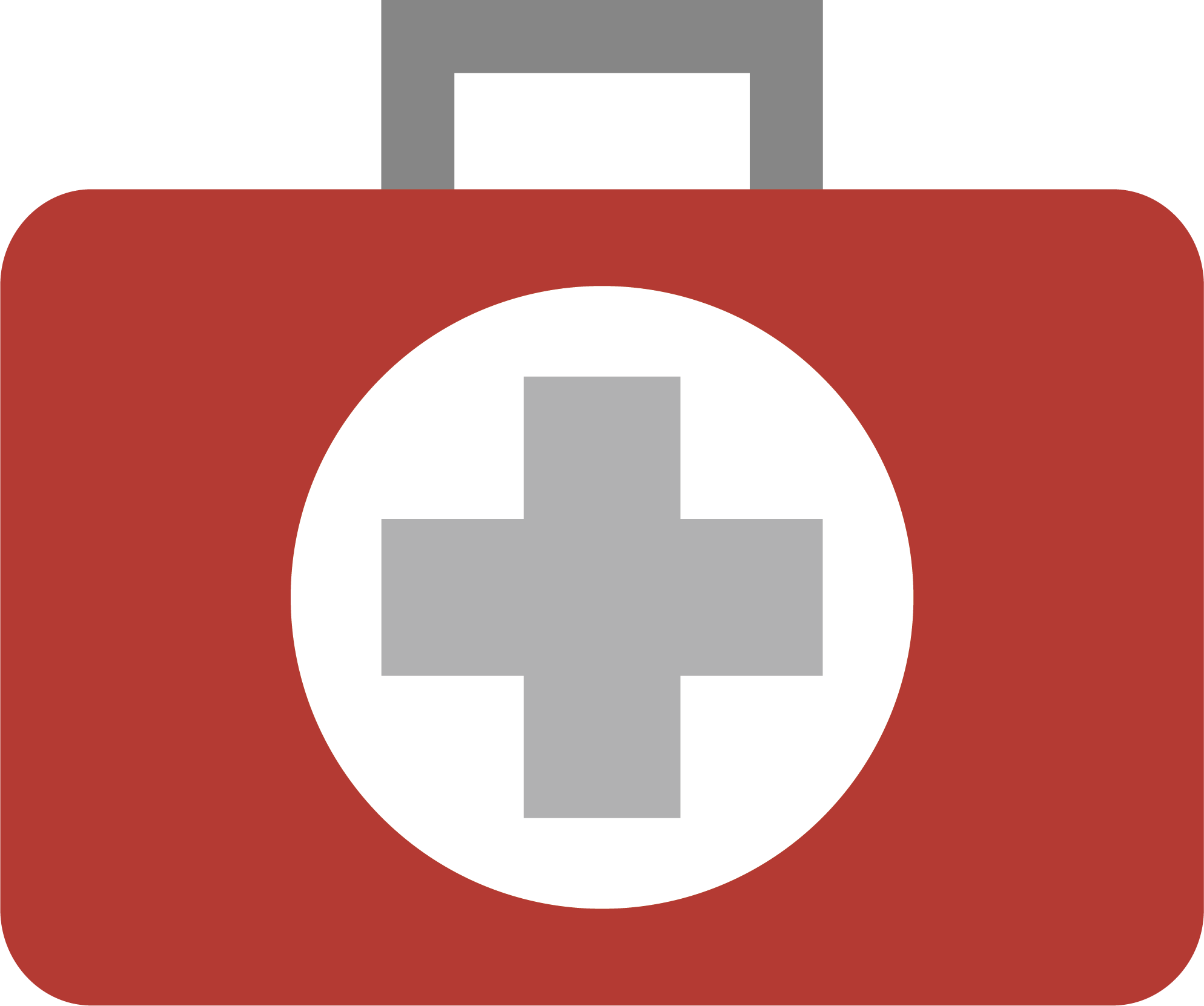 First aid transprent png. Emergency clipart medicine kit