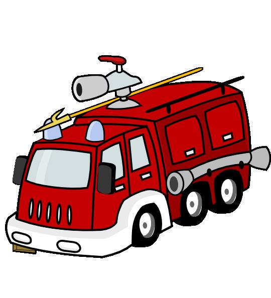 Fire truck clip art. Firetruck clipart svg